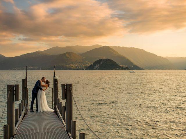 Il matrimonio di Stefano e Erika a Varenna, Lecco 52