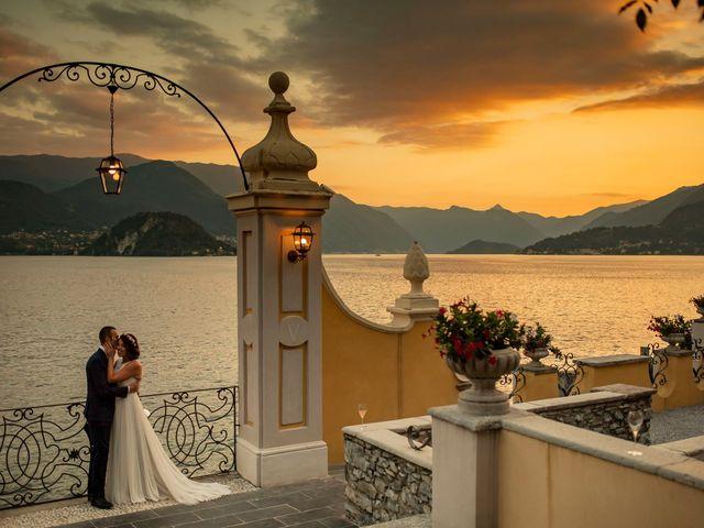 Il matrimonio di Stefano e Erika a Varenna, Lecco 55