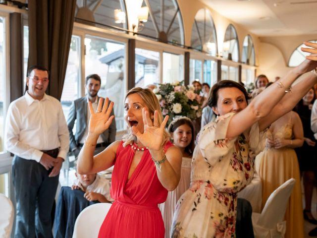 Il matrimonio di Stefano e Erika a Varenna, Lecco 58