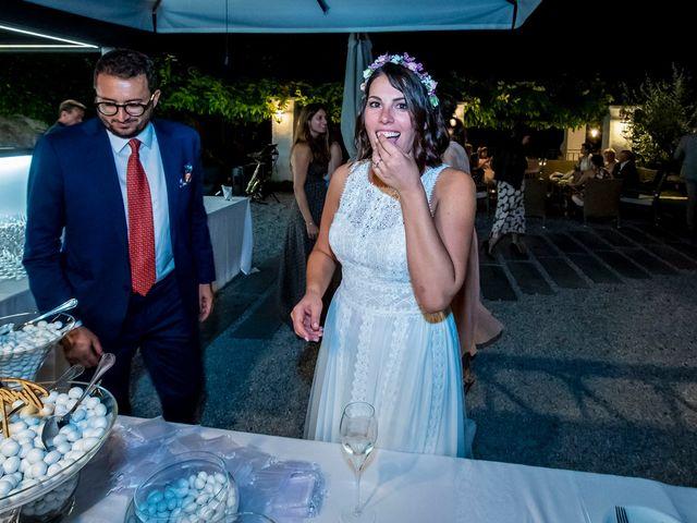 Il matrimonio di Stefano e Erika a Varenna, Lecco 72