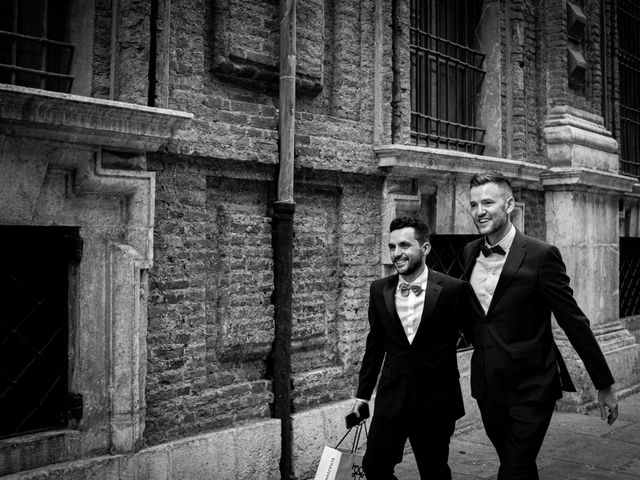 Il matrimonio di Savino e Winston a Torino, Torino 10