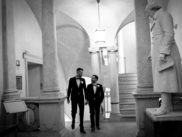 Il matrimonio di Savino e Winston a Torino, Torino 12
