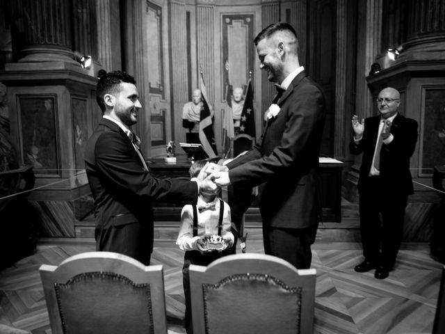 Il matrimonio di Savino e Winston a Torino, Torino 14
