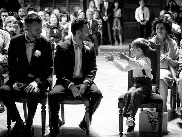 Il matrimonio di Savino e Winston a Torino, Torino 15