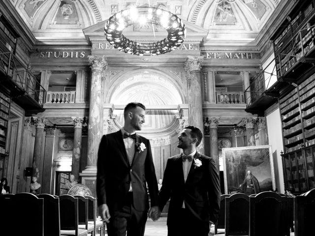 Il matrimonio di Savino e Winston a Torino, Torino 21