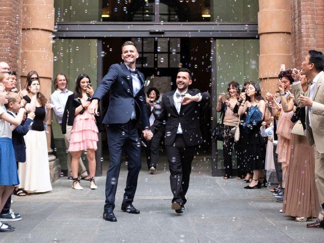 Il matrimonio di Savino e Winston a Torino, Torino 22