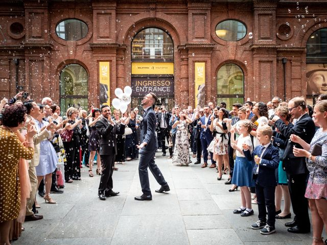 Il matrimonio di Savino e Winston a Torino, Torino 23