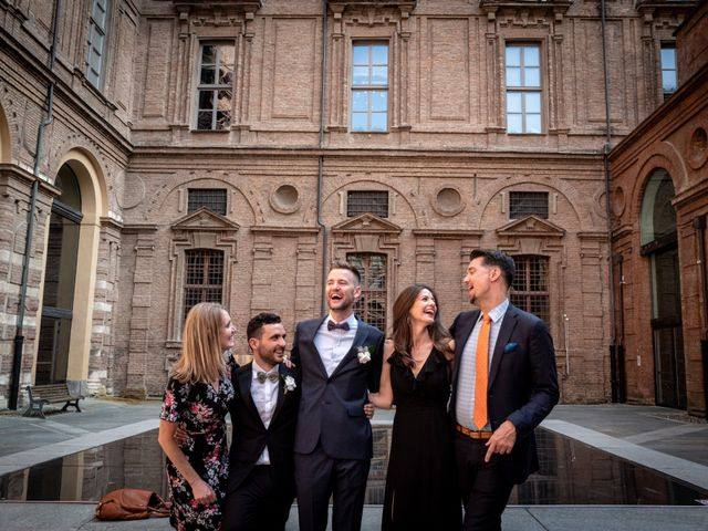 Il matrimonio di Savino e Winston a Torino, Torino 24