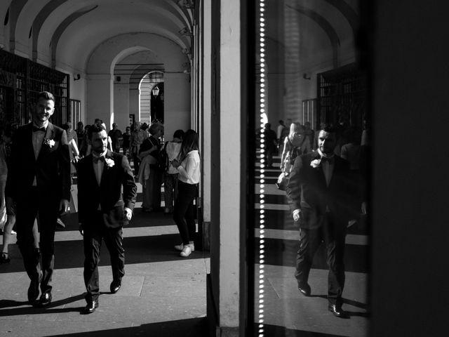 Il matrimonio di Savino e Winston a Torino, Torino 29