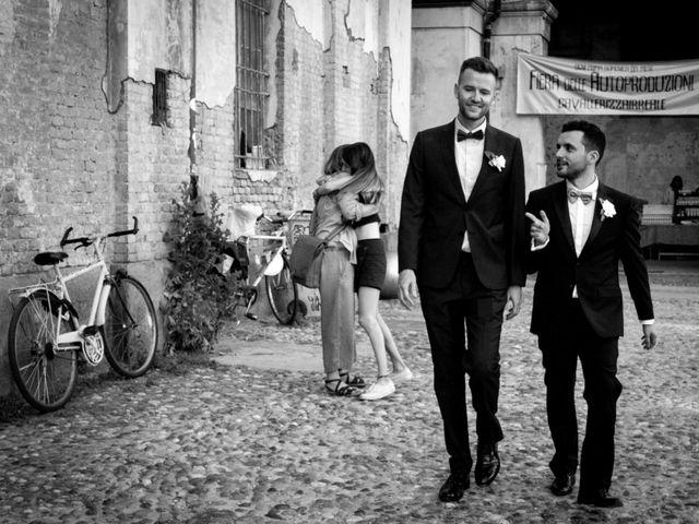Il matrimonio di Savino e Winston a Torino, Torino 33