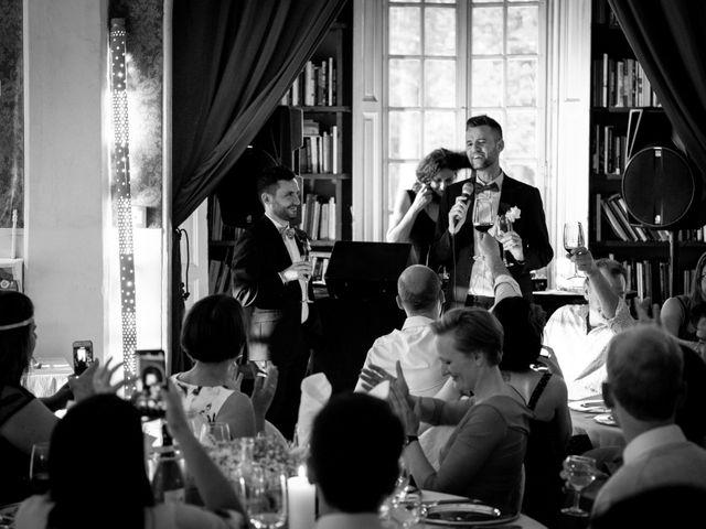 Il matrimonio di Savino e Winston a Torino, Torino 38