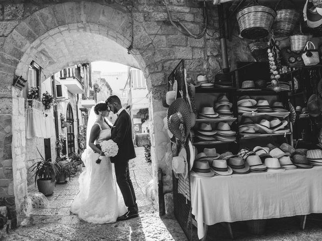 Il matrimonio di Domenico e Francesca a Bari, Bari 1