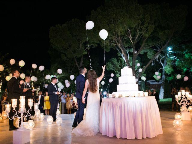 Il matrimonio di Domenico e Francesca a Bari, Bari 20
