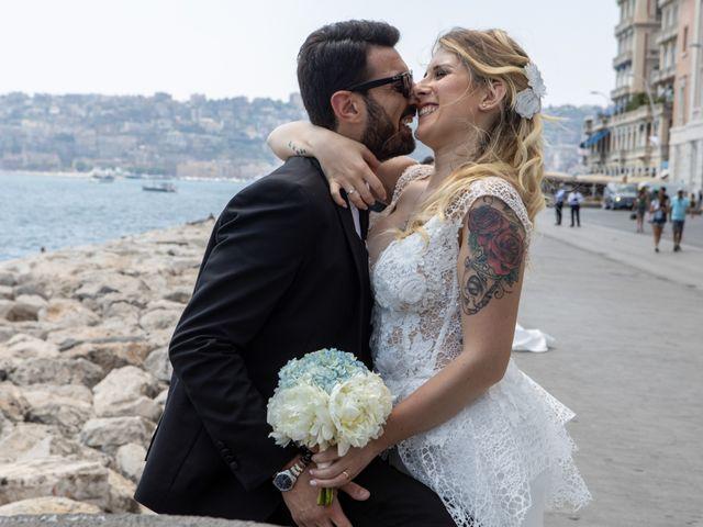 Le nozze di Mery e Emanuele