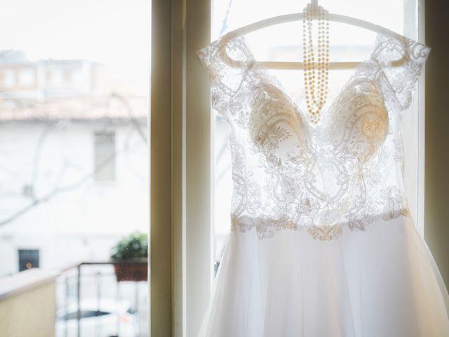 Il matrimonio di Adrian e Elizabel a Brescia, Brescia 3