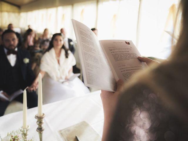 Il matrimonio di Adrian e Elizabel a Brescia, Brescia 44