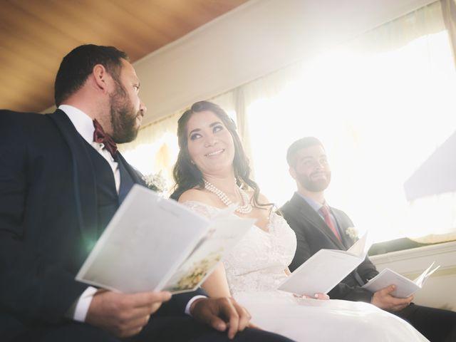 Il matrimonio di Adrian e Elizabel a Brescia, Brescia 48