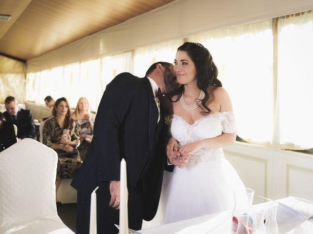 Il matrimonio di Adrian e Elizabel a Brescia, Brescia 53