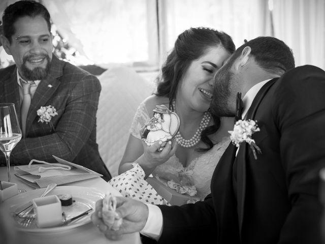 Il matrimonio di Adrian e Elizabel a Brescia, Brescia 68