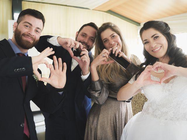 Il matrimonio di Adrian e Elizabel a Brescia, Brescia 69