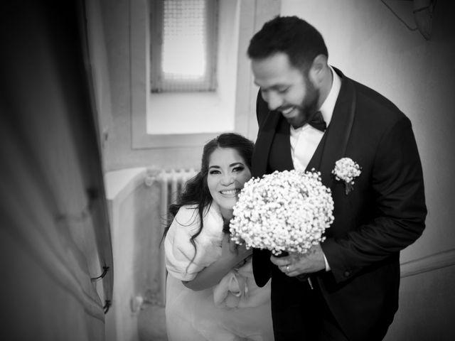 Il matrimonio di Adrian e Elizabel a Brescia, Brescia 75