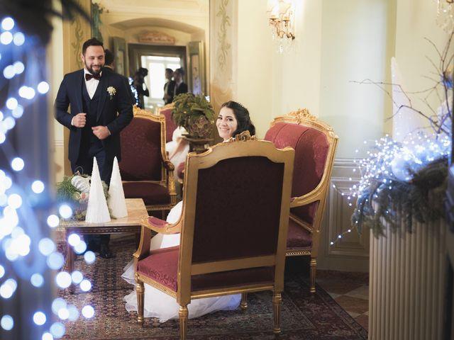Il matrimonio di Adrian e Elizabel a Brescia, Brescia 76