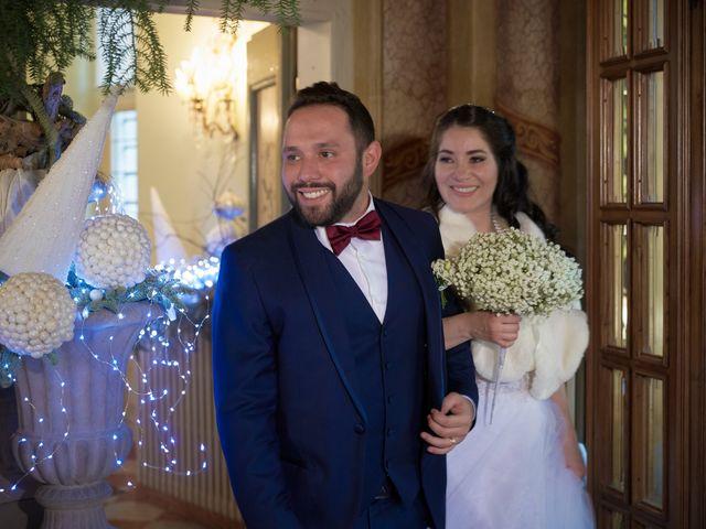 Il matrimonio di Adrian e Elizabel a Brescia, Brescia 77
