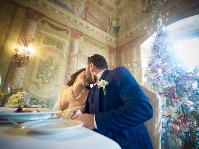 Il matrimonio di Adrian e Elizabel a Brescia, Brescia 1