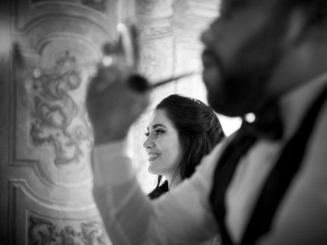 Il matrimonio di Adrian e Elizabel a Brescia, Brescia 79