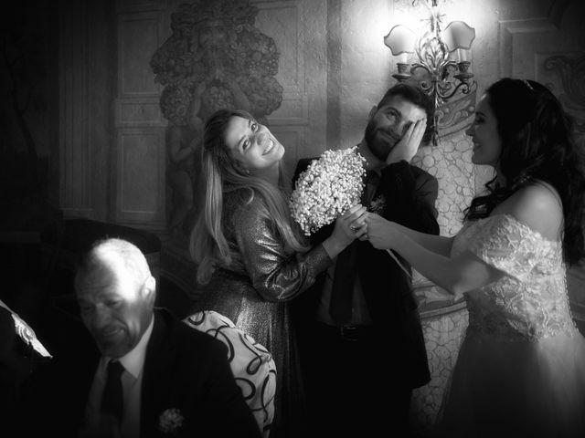 Il matrimonio di Adrian e Elizabel a Brescia, Brescia 80