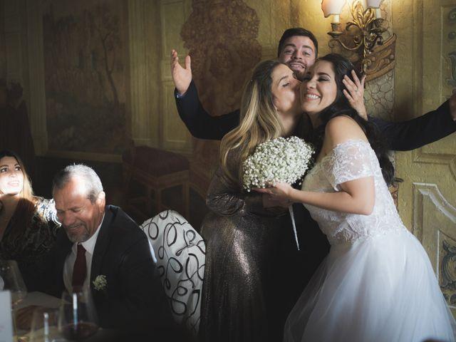 Il matrimonio di Adrian e Elizabel a Brescia, Brescia 81