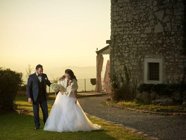 Il matrimonio di Adrian e Elizabel a Brescia, Brescia 95