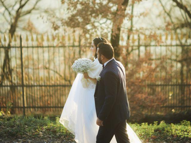 Il matrimonio di Adrian e Elizabel a Brescia, Brescia 96