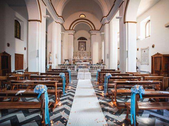 Il matrimonio di Valerio e Isabella a Civitavecchia, Roma 4