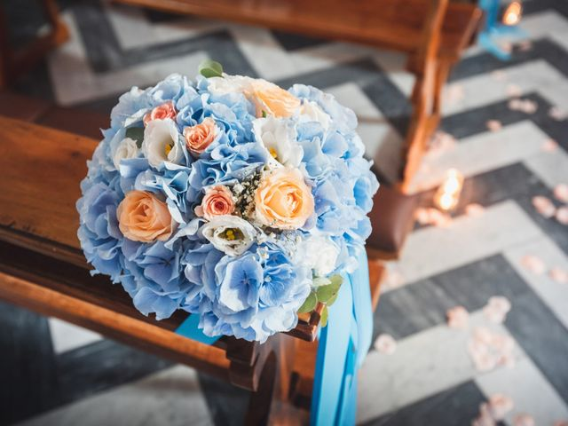 Il matrimonio di Valerio e Isabella a Civitavecchia, Roma 5