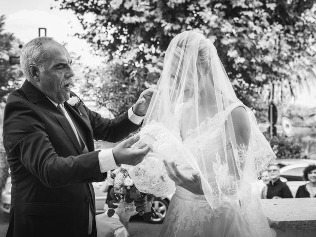 Il matrimonio di Valerio e Isabella a Civitavecchia, Roma 8