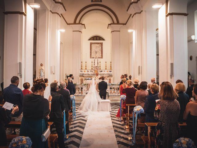 Il matrimonio di Valerio e Isabella a Civitavecchia, Roma 13