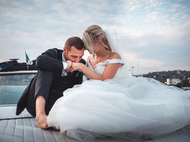 Il matrimonio di Valerio e Isabella a Civitavecchia, Roma 20
