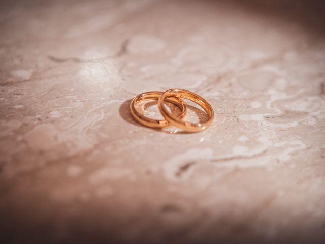 Il matrimonio di Valerio e Isabella a Civitavecchia, Roma 93