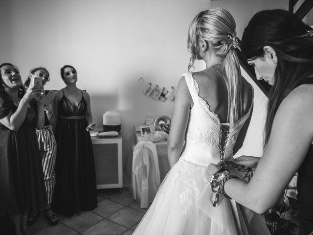 Il matrimonio di Valerio e Isabella a Civitavecchia, Roma 104