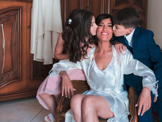 Il matrimonio di Vincenzo e Glare a Nola, Napoli 11