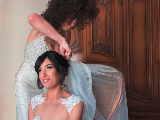 Il matrimonio di Vincenzo e Glare a Nola, Napoli 12