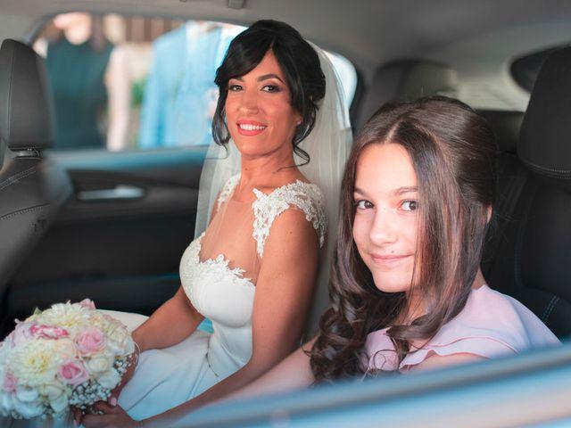 Il matrimonio di Vincenzo e Glare a Nola, Napoli 13