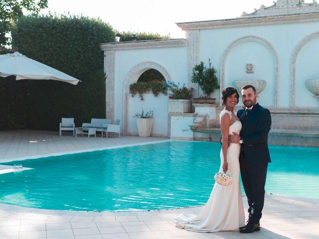 Il matrimonio di Vincenzo e Glare a Nola, Napoli 23