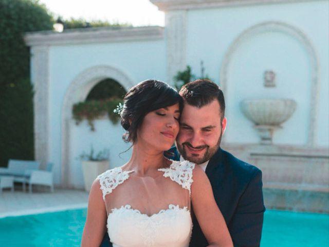 Il matrimonio di Vincenzo e Glare a Nola, Napoli 24