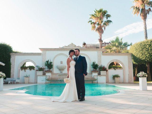 Il matrimonio di Vincenzo e Glare a Nola, Napoli 25