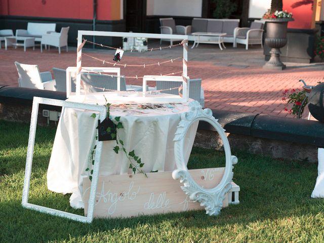 Il matrimonio di Vincenzo e Glare a Nola, Napoli 34