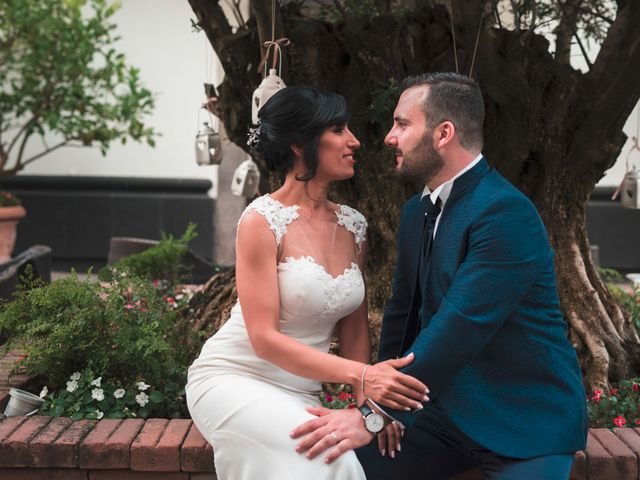 Il matrimonio di Vincenzo e Glare a Nola, Napoli 41