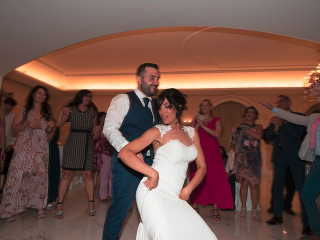 Il matrimonio di Vincenzo e Glare a Nola, Napoli 45