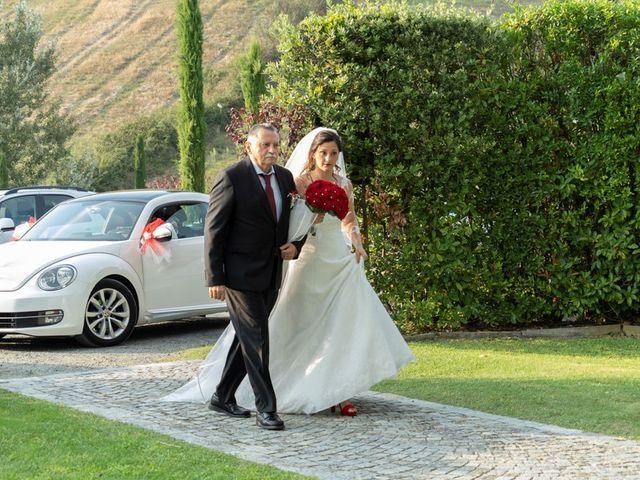 Il matrimonio di Ferdinando e Michela a Montaione, Firenze 3
